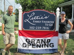 About Lettie's Kitchen in Hockessin Delaware