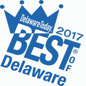 Winner of Best of Delaware 2017