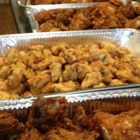 Fried Chicken from letties kitchen in Hockessin