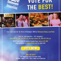 Best of Delaware 2018 Best Ethnic American Food Upstate