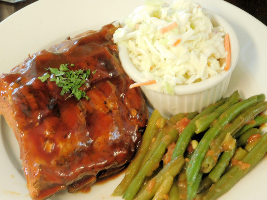Ribs at Letties Kitchen
