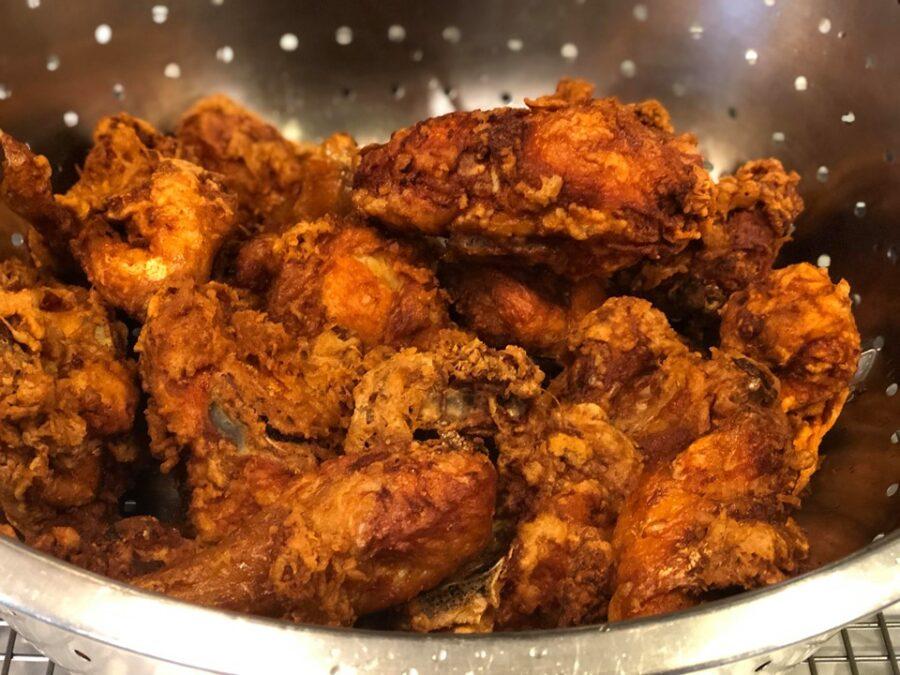 fried chicken in delaware 2020